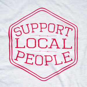 Support Local People