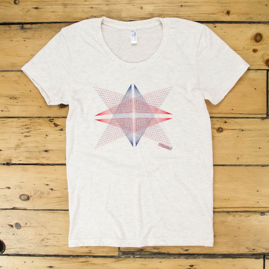 Intersect Tee