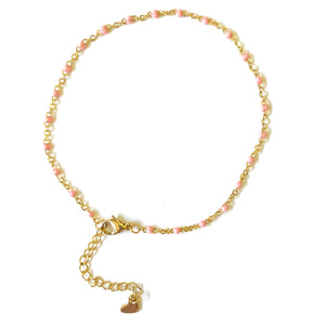 JUST THE THING ANKLET IN GOLD