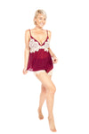 Up All Night Cami and Shorts Set - Rhonda Shear