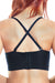 Back Closure Leisure Bra