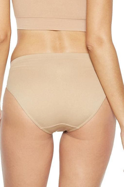 Ahh Seamless High Cut Brief - Intimates