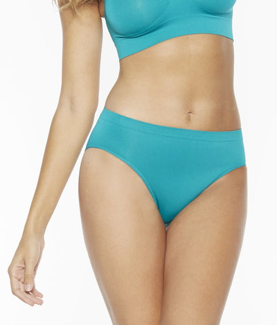 Ahh Seamless High Cut Brief : Sale Colors - Rhonda Shear
