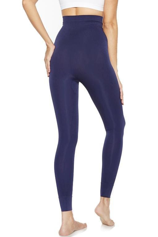 Ahh Smooth Tootsie High Waist Shaping Legging - Rhonda Shear