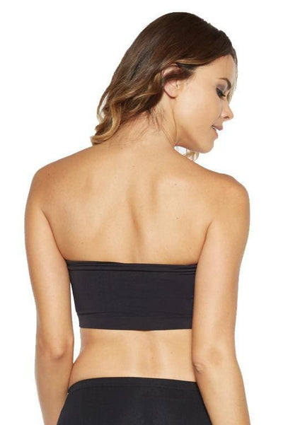 Angel Seamless Bandeau Bra - Rhonda Shear