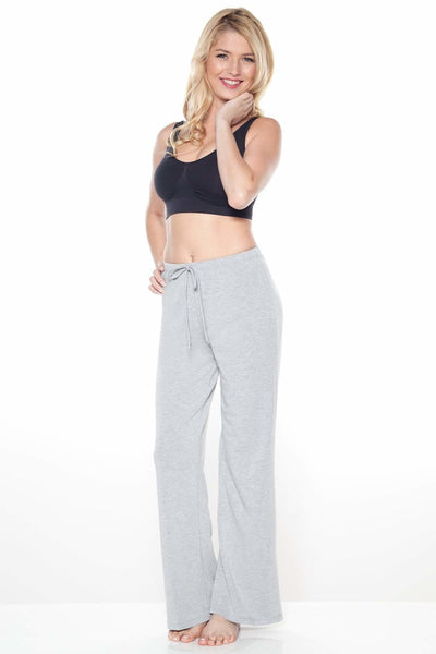 French Terry Lounge Pant - Heather Grey-5441 / S - Apparel