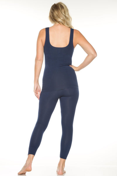 High Waist Cotton Control Legging - Rhonda Shear