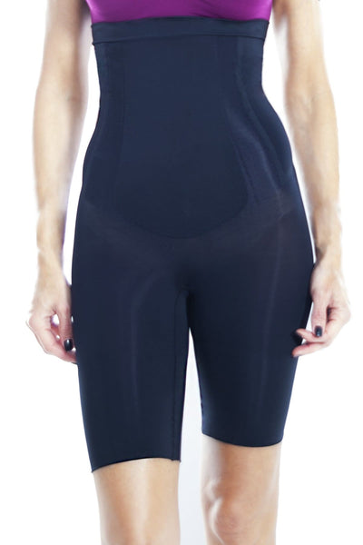 High Waist Firm Control Shaper - Black / S