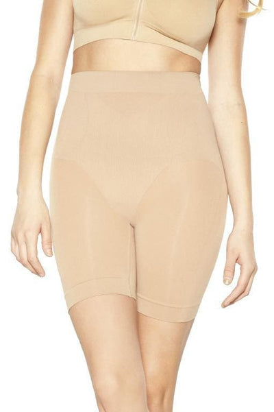 High Waist Smoothing Lightweight Longline - Rhonda Shear