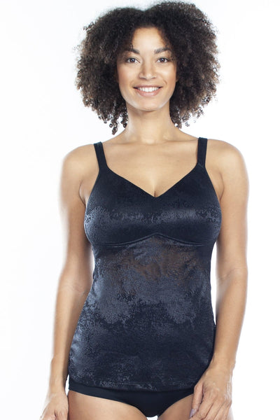 Jacquard Molded Cup Cami