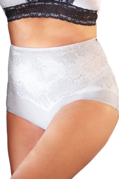 Jacquard Smoothing Brief - Rhonda Shear