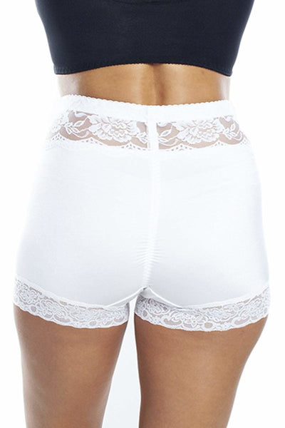 Lace Trim Pin Up Panty