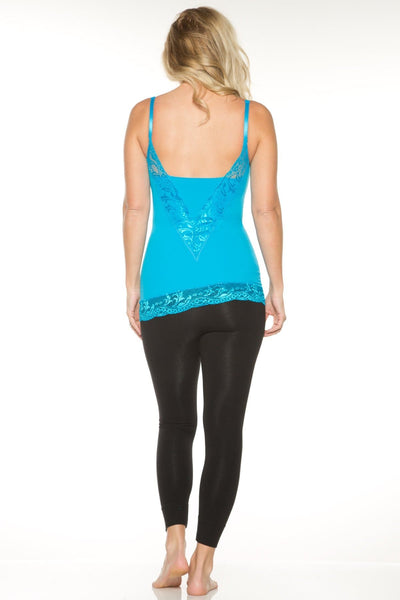 Pin-Up Girl Lace Camisole: Sale Colors - Rhonda Shear