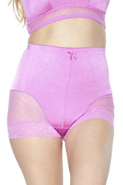 Pin- Up Mesh Dot Panty