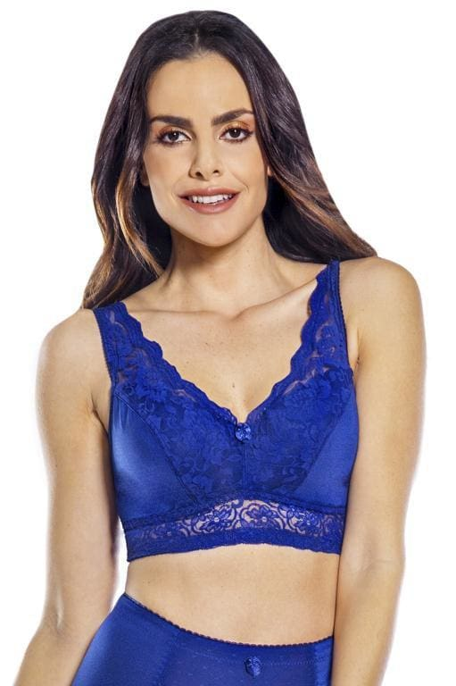 PinUp Girl Lace Leisure Bra - Rhonda Shear