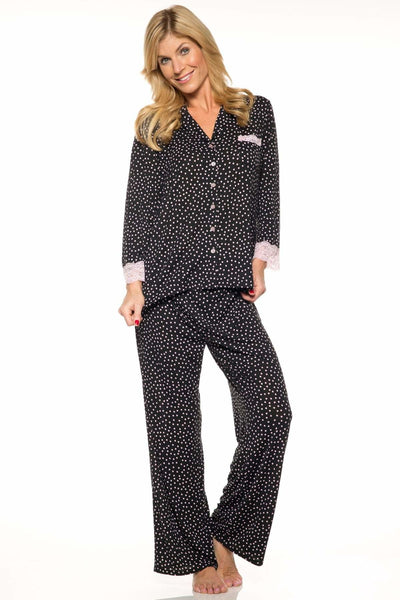 Printed PJ Set - Rhonda Shear