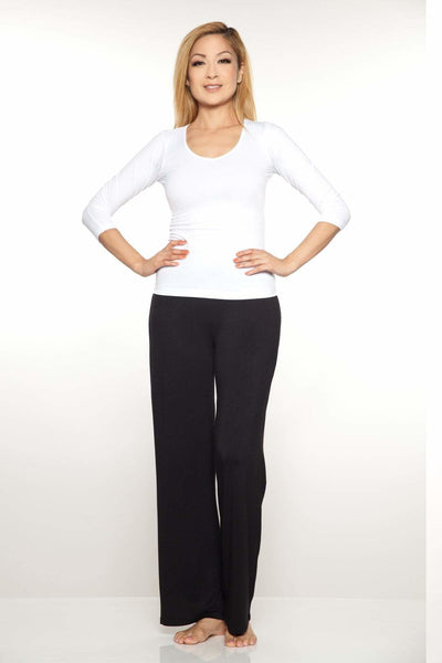 Pull On Lounge Pant - Black / Xs - Apparel