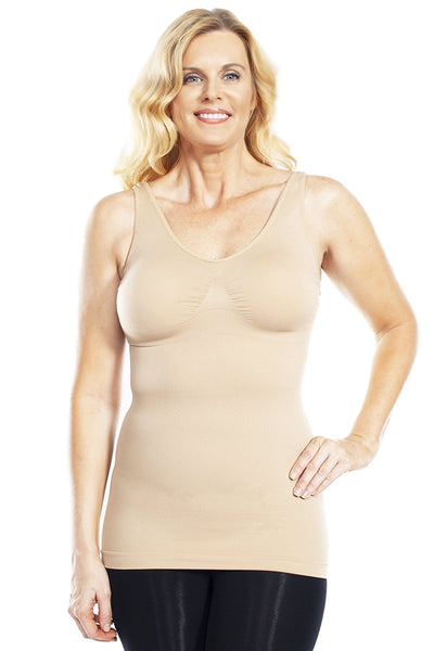 Seamless Shaping Tank - Rhonda Shear