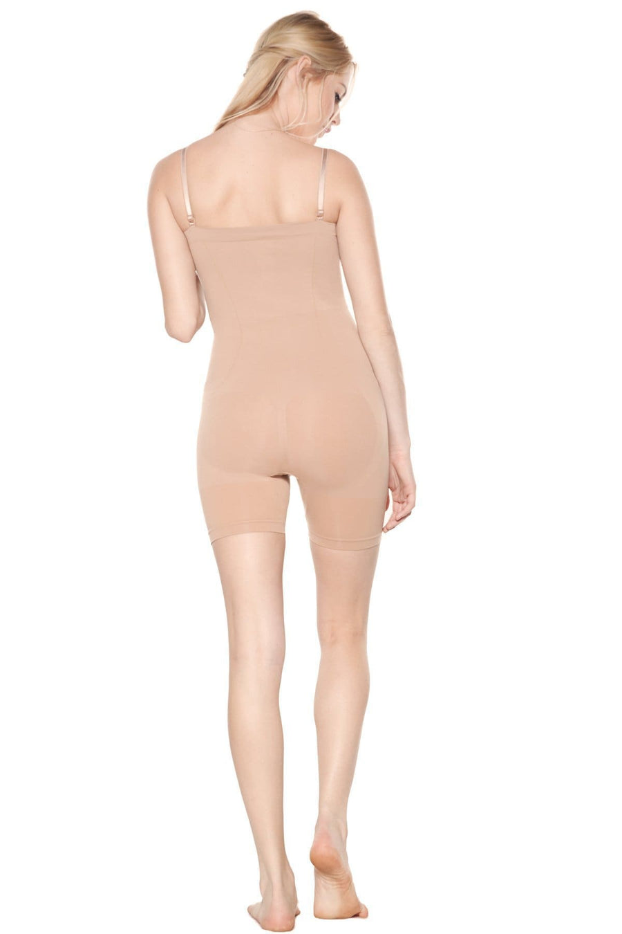 Seamless Smoothing Bodysuit - Rhonda Shear