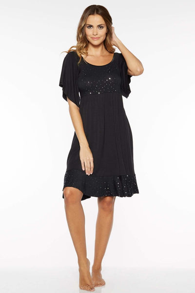 Shimmer Sleep Gown - Rhonda Shear