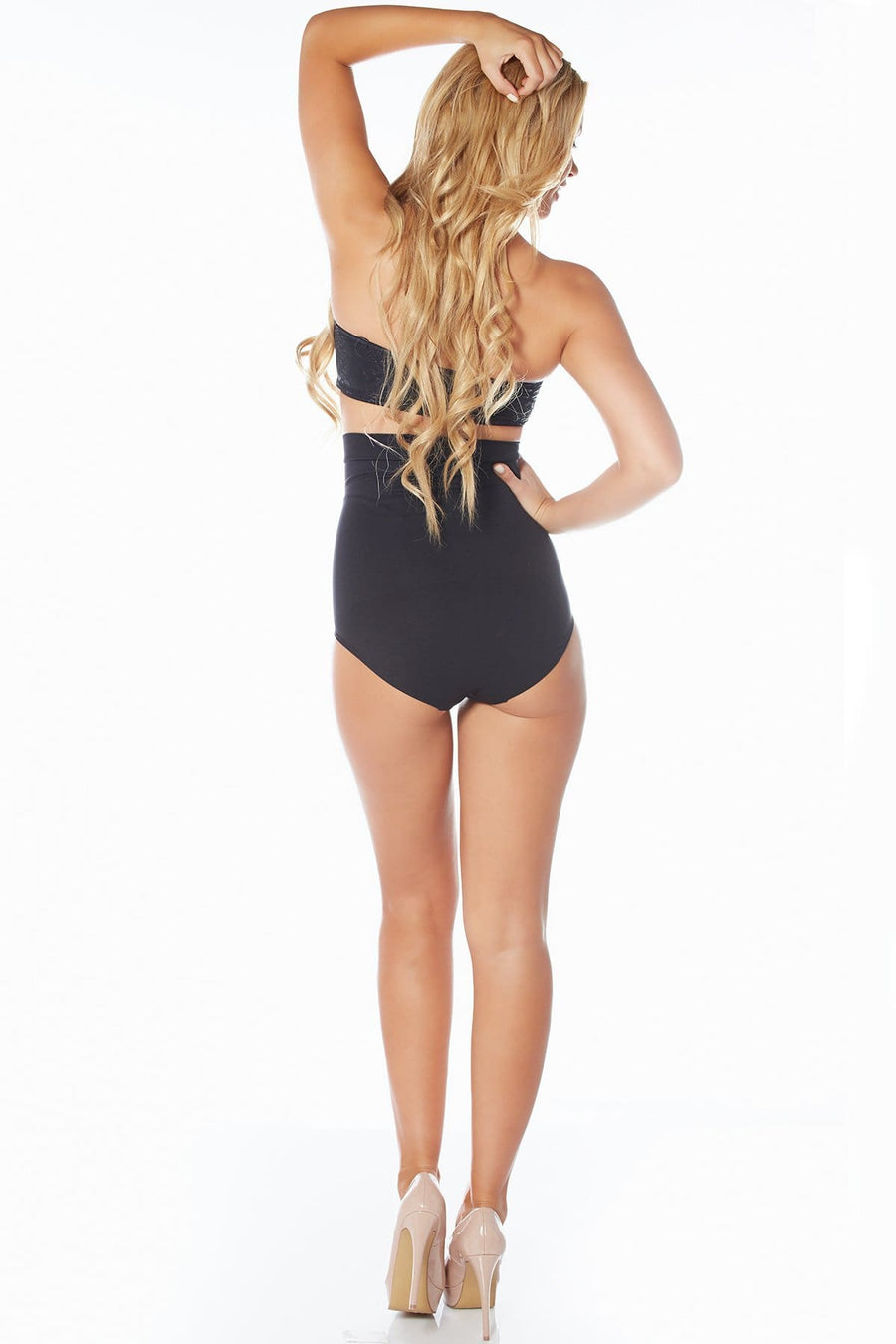 Smooth Lady Seamless High Waist Brief - Rhonda Shear