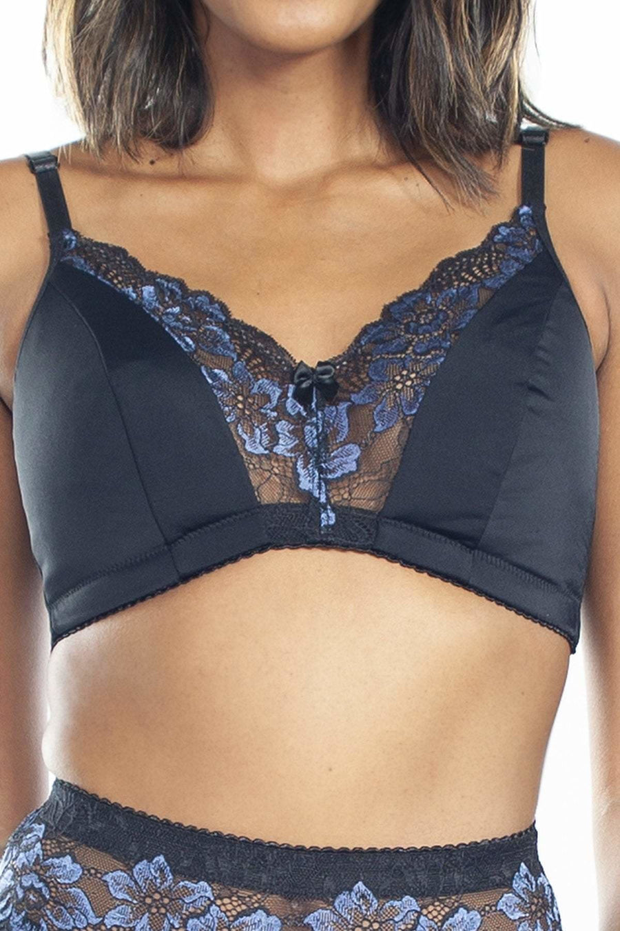 Soft Cup Leisure Bra - Rhonda Shear