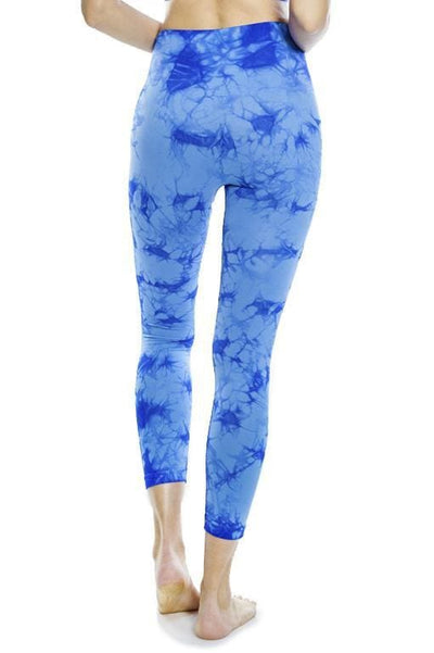 Tie Dye Seamless Legging - Apparel