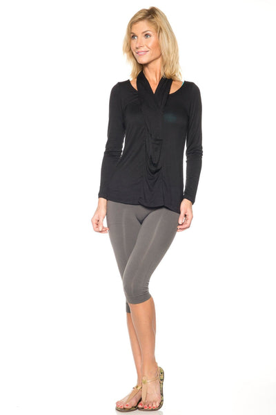 Twist Front Top - Rhonda Shear