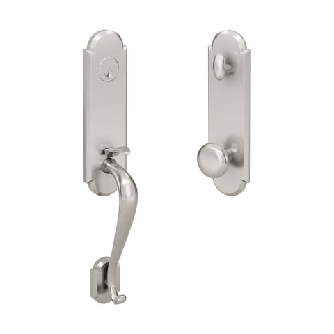 H10 Decorative Handleset From The Traditional Collection
