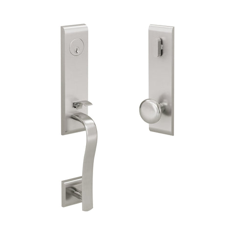 H14 Decorative Handleset From The Contemporary Collection