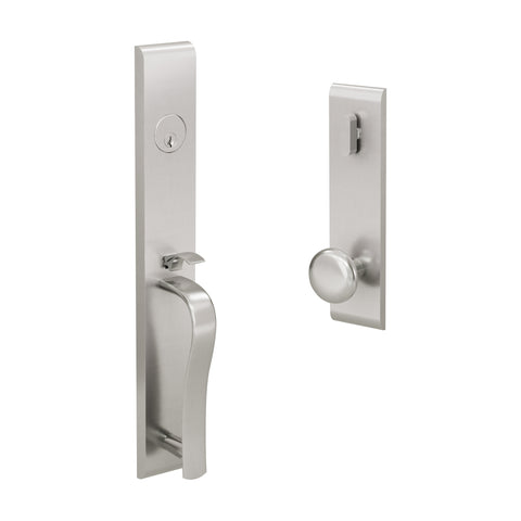 H15 Decorative Handleset From The Contemporary Collection