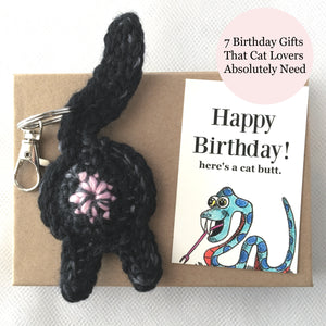 7 Birthday Gifts That Cat Lovers Absolutely Need