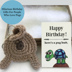 The Very Best Birthday Gifts For People Who Love Pugs