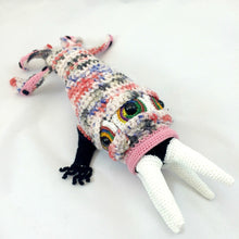 Grimeclaw Monster Plush Doll Crochet Pattern