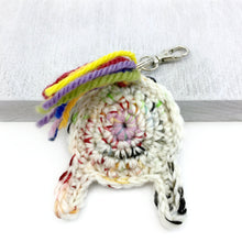 Halloween Unicorn Gift | Ornament or Keychain for Unicorn Lovers