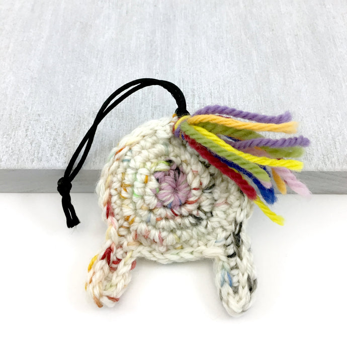 Unicorn Butt Ornament Holiday Decor - Knot By Granma