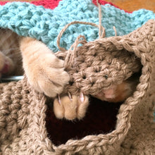 Cat Cave Crochet Pattern (Update Coming Soon)