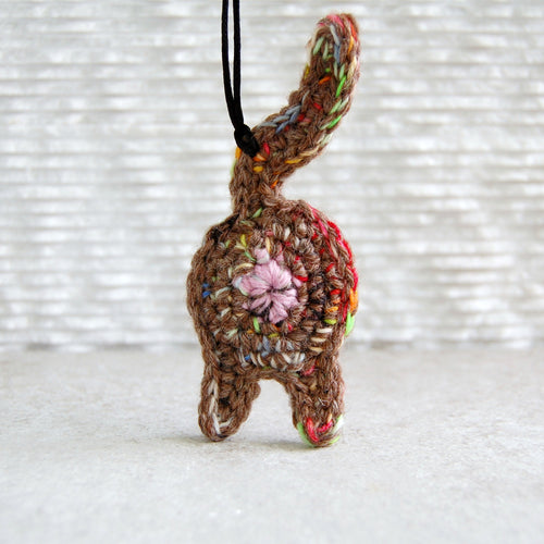 Unique Cat Lover Gift Funny Ornaments Cat Christmas Decoration - Knot By Gran'ma