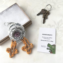 Chicken Butt Keychain Valentine's Day Gift - Knot By Gran'ma