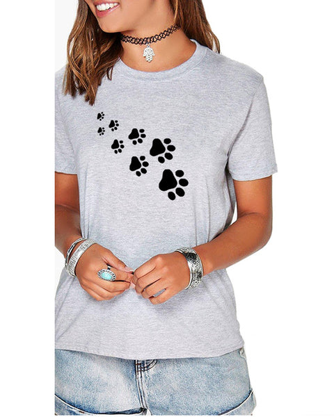 Fashion Paws Cat T-Shirt