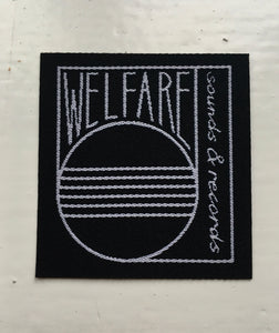 Label Badge - Welfare Sounds