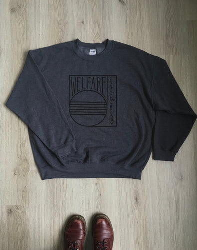 Welfare Sounds Sweater