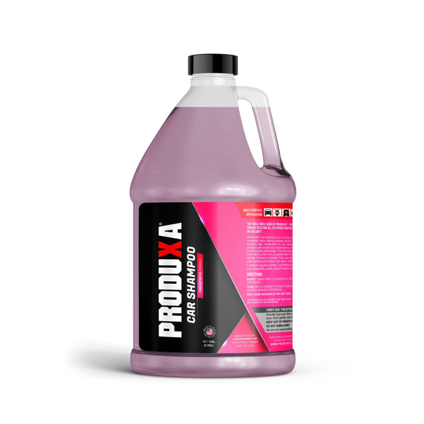 PRODUXA® CAR SHAMPOO - 1 GALLON REFILL