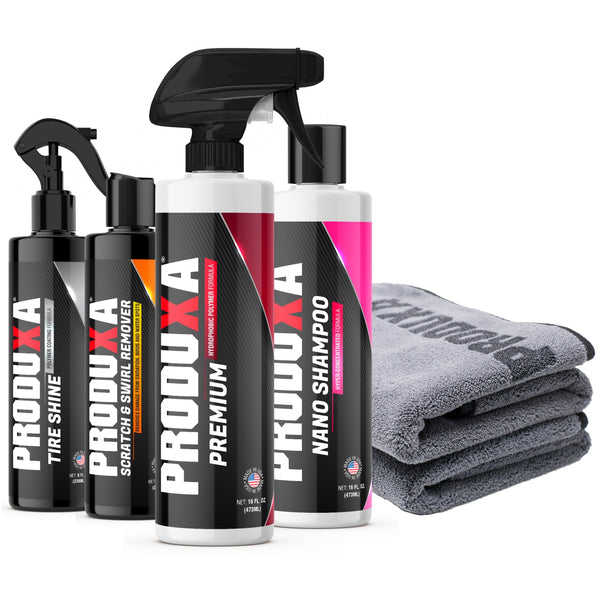PRODUXA® Essential Detailing Kit