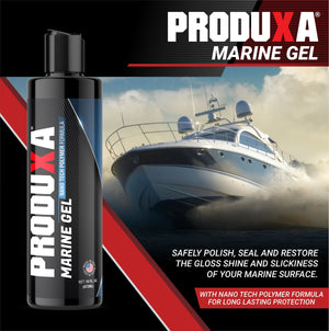 Boat Cleaner Produxa Marine Gel