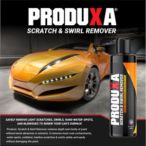 PRODUXA® Scratch & Swirl Remover - 8oz Bottle