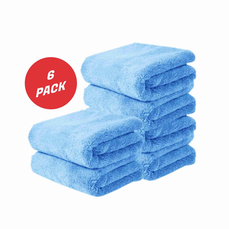 Premium Quality Microfiber Towels - PACKS (400 GSM)