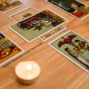 Monica's Life Position General Tarot Reading FBGS