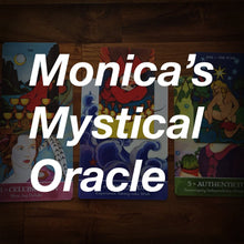 Monica's Mystical Oracle Card Reading