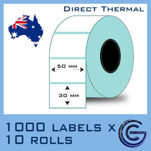 This Way Up Labels 500 Labels Warning Labels // Stickers 50 x 100mm
